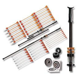 Cold Steel 2PC Big Bore .625 Magnum 5-FOOT Blowgun