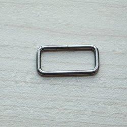 Micoshop 25 Pcs 38MM Rectangle Dee Ring For Webbing Belt Buckles Nylon Strap Band Bag