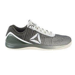 Reebok Men s R Crossfit Nano 7 Sneaker Men s Chalk hunter Green 10 M ... b57696a1f