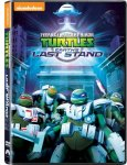 Teenage Mutant Ninja Turtles - Earth& 39 S Last Stand Dvd