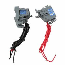 Shunt Trip+auxiliary Contact Nxm MX+OF-250 320 Ac 230V Shunt Trip Breaker Release Alarm Contact Circuit Breaker Auxiliary Accessory