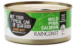 Rain Coast Trading Wild Pink Salmon Pack Of 12