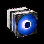 Deepcool - Neptwin Twin-tower Rgb Cpu Cooler Fan With Heatsink