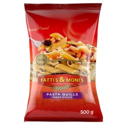 FATTIS&MONIS Pasta Penne Rigate Penne 500 G