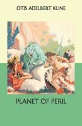 Planet Of Peril Paperback