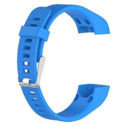 Blue Replacement Soft Silicone Bands & Straps For Garmin Vivosmart Hr +