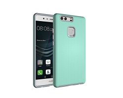 Case For Huawei P9 Hybrid Designed Protective Back Cover Bumper Case For Huawei P9 Plus P9 Lite Huawei P9 Green