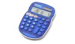 Sharp EL-S25 Blue Calculator - Blister