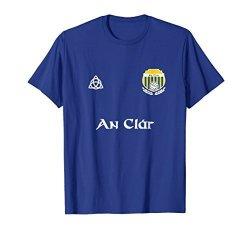 Clare An Clar Gaelic Football Jersey