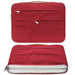 Kingslong 17 17.3 Inch Laptop Sleeve Case Bag Slim Lightweight Laptop Computer Notebook Ultrabooks Carrying Case Handbag Cover For Men Women Fit For
