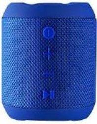 Remax Bt Portable Speaker Blue RB-M21