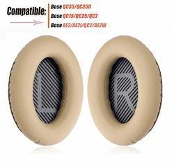 Headphones Bose Ear Cushion Kit-memory Foam Ear Pads Replacement For Bose QC15 Headphone QC35 Ear Pads QC25 QC35II Bose AE2 AE2I
