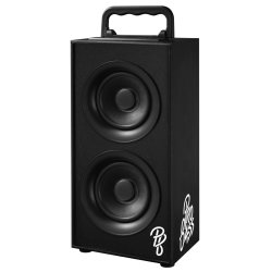 Pro Bass - Boss Series Bluetooth Tower Speaker - Black