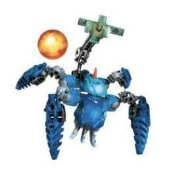 Lego Bionicle Morak