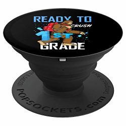 Ready To Crush 1ST Grade Bigfoot Sasquach Back To School