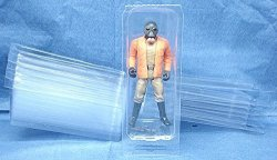 """Star Wars Action Figure Blister Small For 3.75"""" Inch Figures Lot Of 10"""