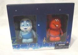 Wdw Disney Vinylmation Fantasia Limited Edition Series Set 7 -seus & Vulcan