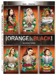 Orange Is The New Black Season 3 Dvd