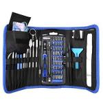Keekit Precision Screwdriver Set 86 In 1 Magnetic Repair Tool Kit With 56 Screwdriver Bits Professional Electronics Screwdriver