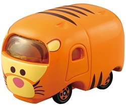 Japan VideoGames Takaratomy Tomica Disney Motors Tsum Tsum MINI Car Figure Tigger