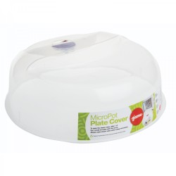Gizmo 25cm Plastic Microwave Cover