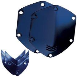 V-moda Crossfade Over-ear Headphone Metal Shield Kit - Midnight Blue