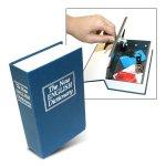 Dictionary Book Safe Medium - Blue