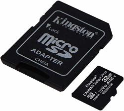 Kingston 32GB Huawei Y3 2 Microsdhc Canvas Select Plus Card Verified By Sanflash. 100MBS Works With Kingston