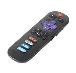Littlefishlittlecat Remote Control For 2017 Tcl Roku Tv 55s405