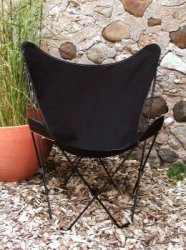 Hammock King Classic Butterfly Replacement Chair Cover Ebony