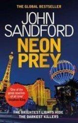 Neon Prey Hardcover
