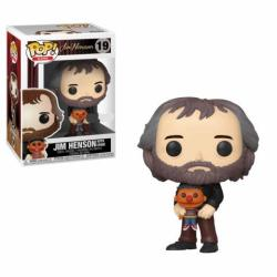 Pop Exclusive Jim Henson With Ernie - Funko Icons