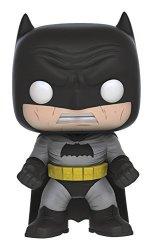 Diamond Comic Distributors Funko Pop Dc Heroes: The Dark Knight Returns Batman Black Version Vinyl Figure
