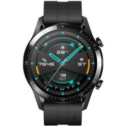 HUAWEI Watch GT2 Sport Bluetooth 46MM Black Silicone Strap Special Import