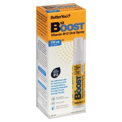 Better You Boost Oral Spray 25ML