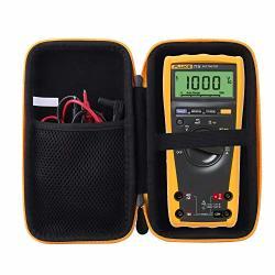 Aenllosi Hard Case Compatible With Fluke 77-IV Digital Multimeter