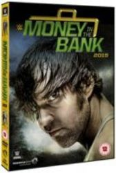 Wwe: Money In The Bank 2015 Dvd