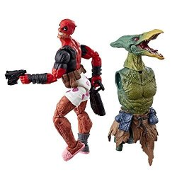 Hasbro Marvel Legends Series 6-INCH Deadpool