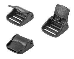 YKK 10 - 1 Inch Cam Lock Lever Plastic Buckles