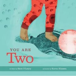 You Are Two Board Book