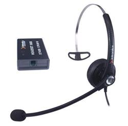 Xintronics Corded Telephone Headset Mono Universal Compatible With All  Landline Desk Phones RJ9 Headsets With Answer Button Nois | R1252 00 |  Handheld