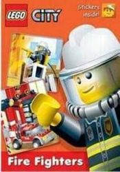 Lego City - Fire Fighters Sticker Book
