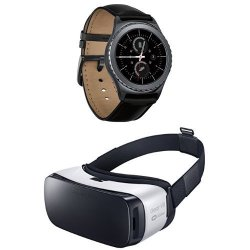 Samsung Gear S2 Smartwatch - Classic And VR Bundle