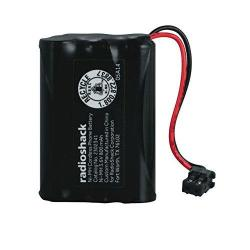 RadioShack International Radioshack 3.6V 800MAH Ni-mh Cordless Phone Battery