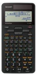 Sharp EL-W506T-BGY Scientific Calculator 640 Functions