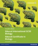 Edexcel International Gcse certificate Biology Student Book And Revision Guide Pack