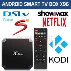 Kodi Box X96 MINI Tv Box Android 7 1 Tv Box Smart Android Tv Box Android  6 0 Smart Tv | R | Media Centres & Multimedia Players | PriceCheck SA