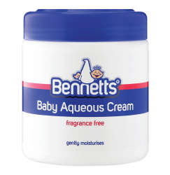 Bennetts Aqueous Cream Fragrance Free 1 X 500ml