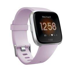 Fitbit Versa Lite Smart Watch - Lilac