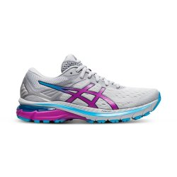 ASICS Women's GT-2000 9 Grey pink Shoe